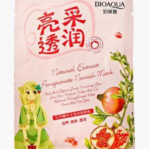 Маска для лица Bioaqua Питательная с экстрактом граната Natural Extract 30 гр