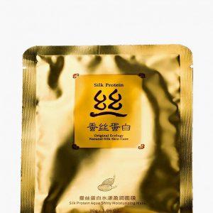 Маска для лица Bioaqua Подтягивающая с протеинами шелка Silk Protein 30 грамм