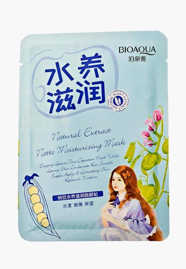 Маска для лица Bioaqua Смягчающая с экстрактом сои Natural Extract 30 грамм