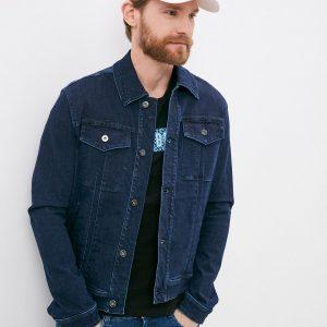 Куртка джинсовая Bikkembergs
