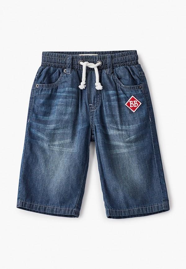 Шорты джинсовые Button Blue