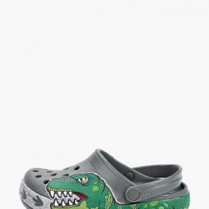 Сабо Crocs Crocs FL Dino Band Lights Cg K