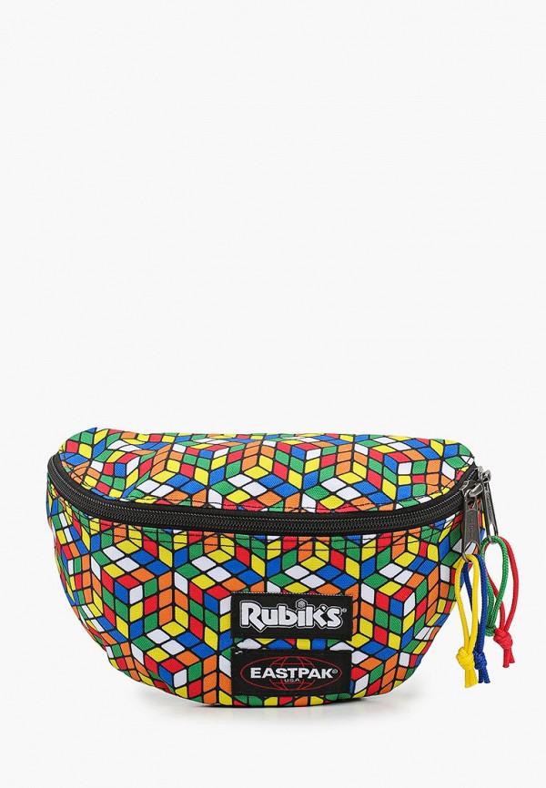 Сумка поясная Eastpak Eastpak x Rubik's