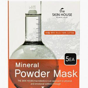 Набор масок для лица The Skin House тканевых масок для проблемной кожи
