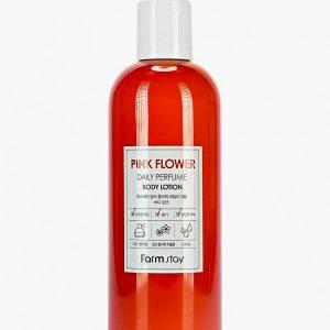 Лосьон для тела Farm Stay Парфюмированный с экстрактом розовых цветов