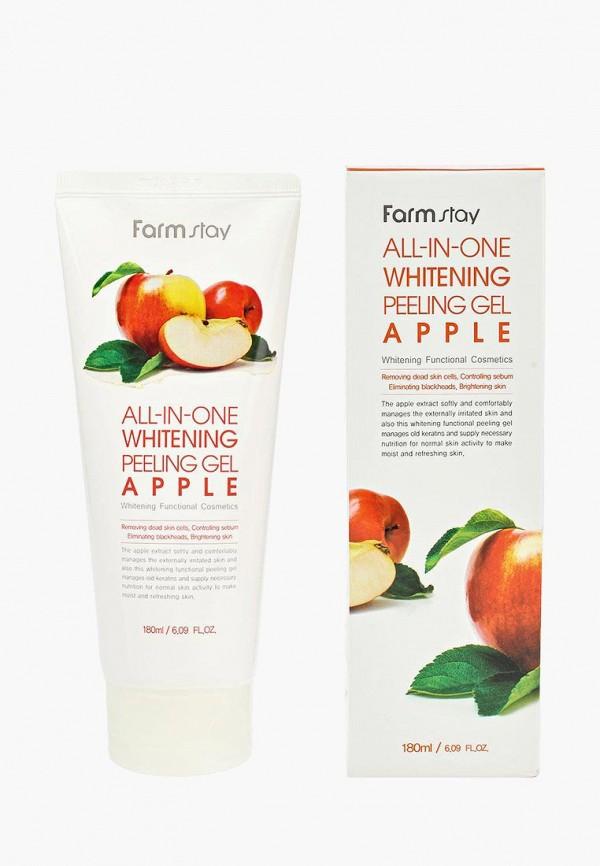Пилинг для лица Farm Stay с экстрактом яблока