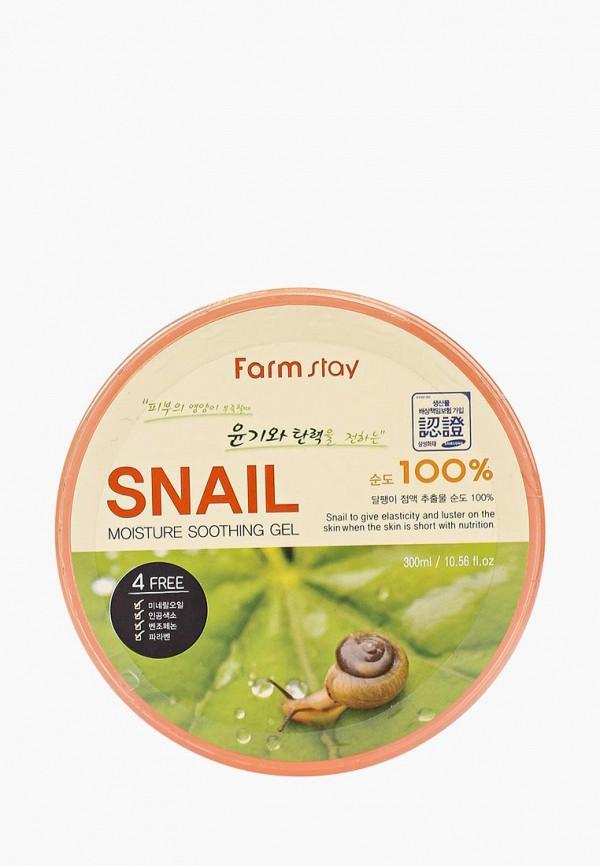 Гель для тела Farm Stay Многофункциональный смягчающий  с экстрактом улитки