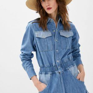 Комбинезон джинсовый Forte Dei Marmi Couture