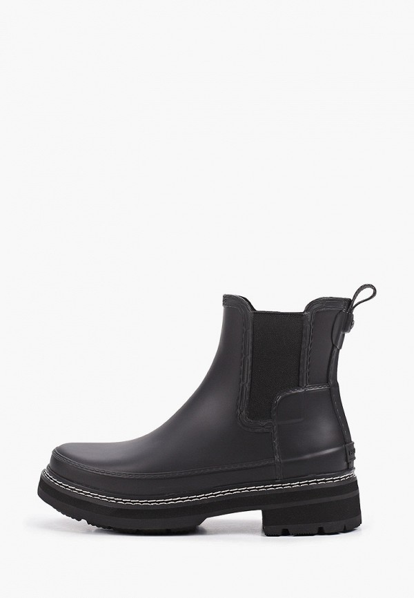 Резиновые полусапоги Hunter WOMENS REFINED STITCH DETAIL CHELSEA BOOTS