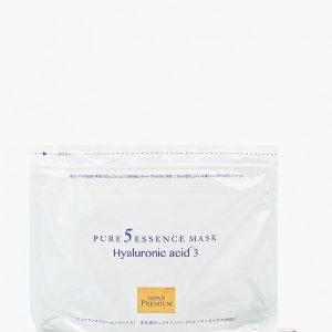 Набор масок для лица Japan Gals c тремя видами гиалуроновой кислоты