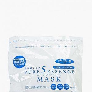 Набор масок для лица Japan Gals с гиалуроновой кислотой Pure5 Essential