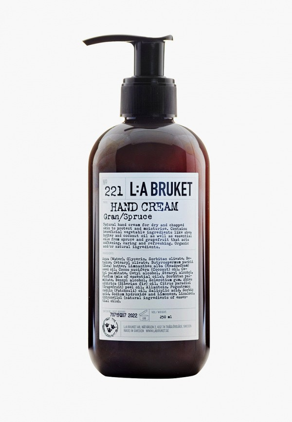 Крем для рук La Bruket 221 Gran/ Spruce (Ель)