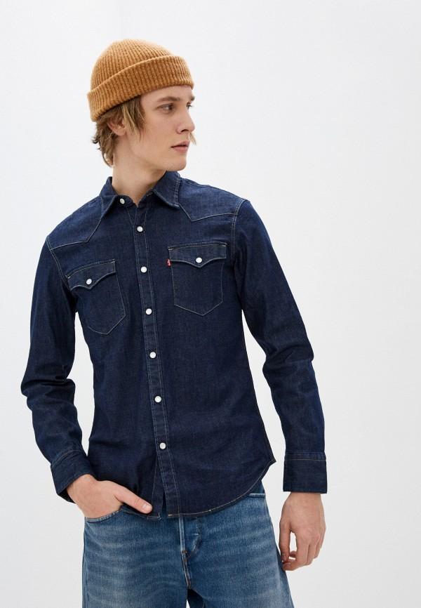 Рубашка джинсовая Levi's® Barstow Western Slim