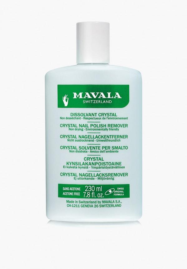 Средство для снятия лака Mavala профессиональное Кристал Nail Polish Remover Crystal