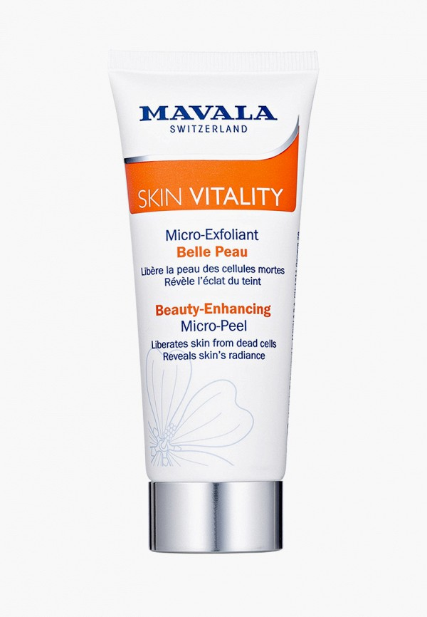 Скраб для лица Mavala для улучшения цвета лица Skin Vitality Beauty-Enchancing Micro-Peel