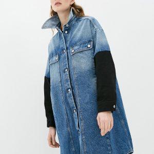 Куртка джинсовая MM6 Maison Margiela