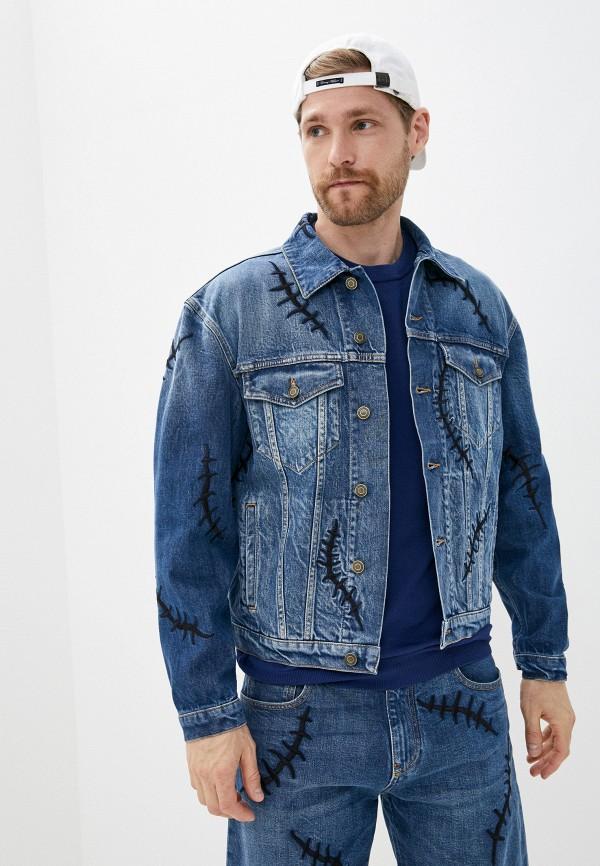 Куртка джинсовая Moschino Couture