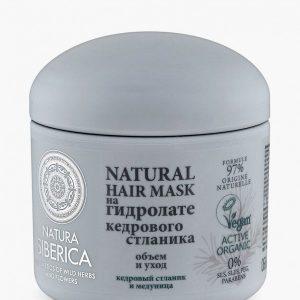 """Маска для волос Natura Siberica для всех типов волос """"Объем и уход"""""""