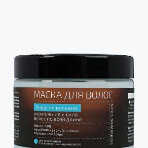 """Маска для волос Natura Siberica Natura Kamchatka """"Энергия вулкана"""" укрепление и сила"""