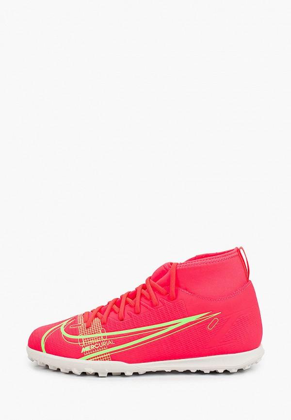 Шиповки Nike JR SUPERFLY 8 CLUB TF