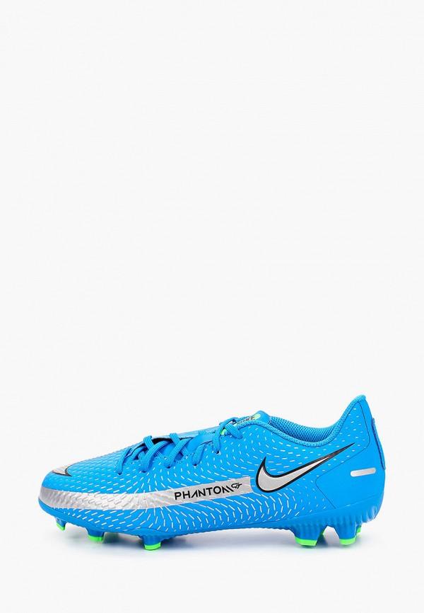 Бутсы Nike JR PHANTOM GT ACADEMY FG/MG