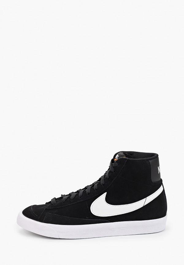 Кеды Nike BLAZER MID '77 SUEDE