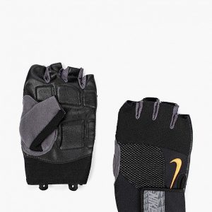 Перчатки для фитнеса Nike NIKE MEN'S LOCK DOWN TRAINING GLOVES
