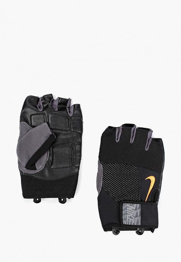Перчатки для фитнеса Nike NIKE MEN'S LOCK DOWN TRAINING GLOVES