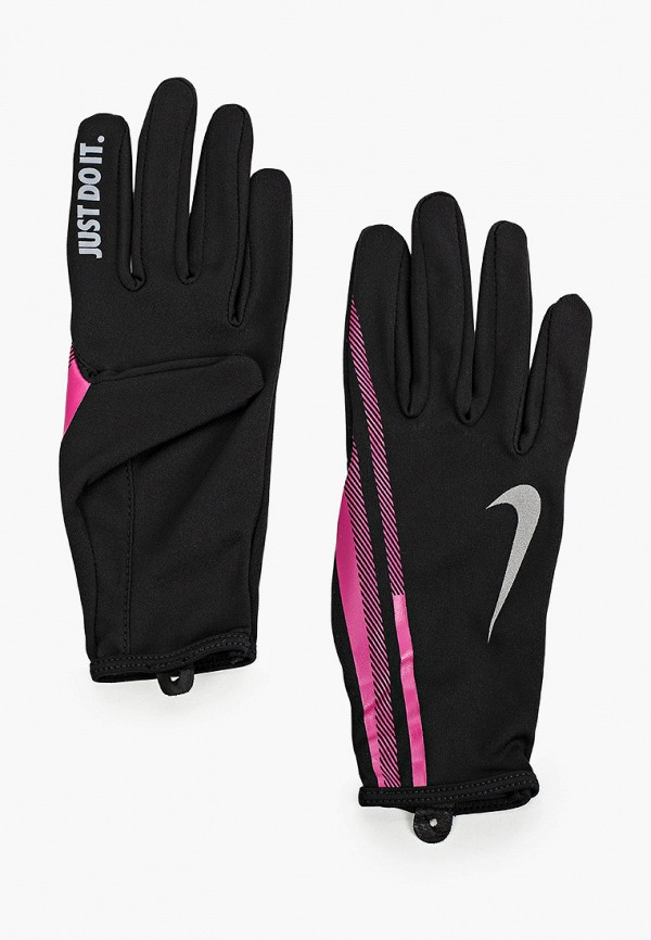 Перчатки беговые Nike NIKE WOMEN'S SWIFT ATTITUDE RUN GLOVES