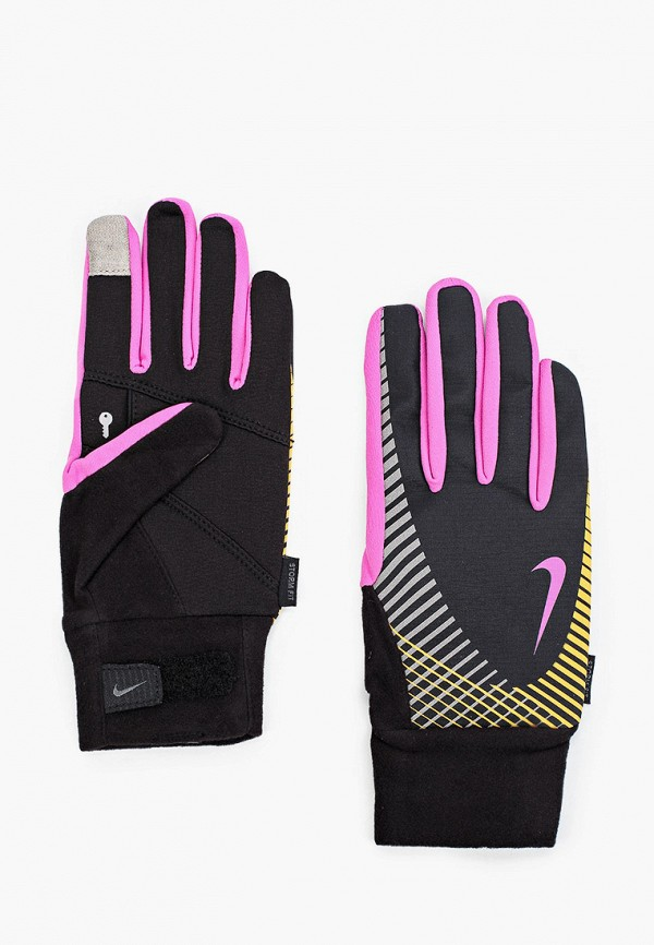 Перчатки беговые Nike NIKE WOMEN'S ELITE STORM FIT TECH RUN GLOVES