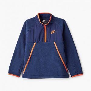 Олимпийка Nike B NSW WINTERIZED HZ TOP
