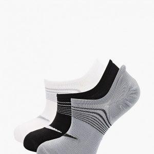 Комплект Nike W EVERYDAY PLUS LTWT FOOT 3PR