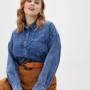 Рубашка джинсовая Only Carmakoma