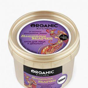 """Крем для лица Organic Kitchen """"Молодильные яблочки"""" от @shumakova_masha"""