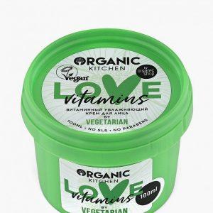 "Крем для лица Organic Kitchen ""Lovevitamins""byVegetarian"