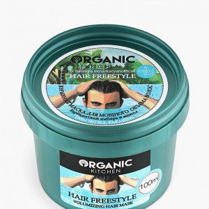 "Маска для волос Organic Kitchen ""Hair freestyle"" от блогера @markaryanofficial"