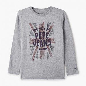 Лонгслив Pepe Jeans LUI