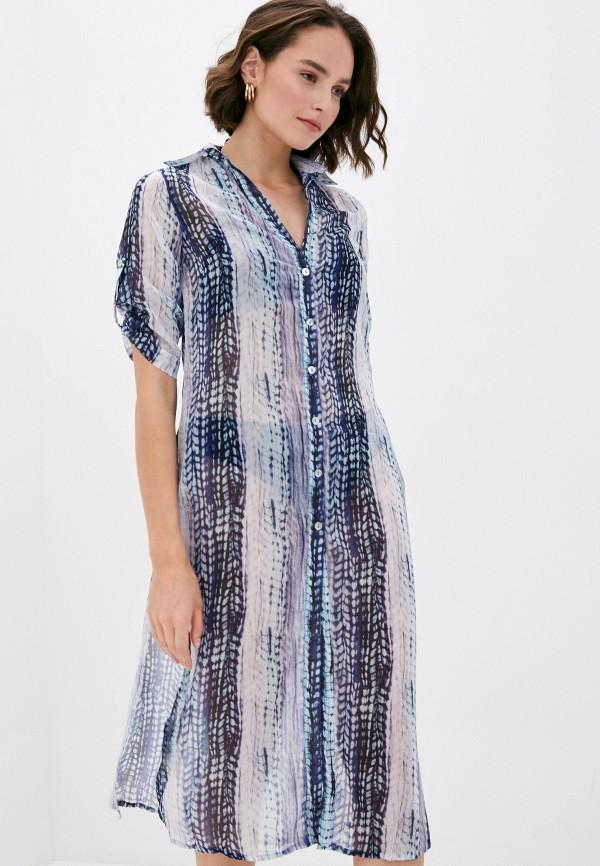 Платье пляжное Phax TIEDYE WATER