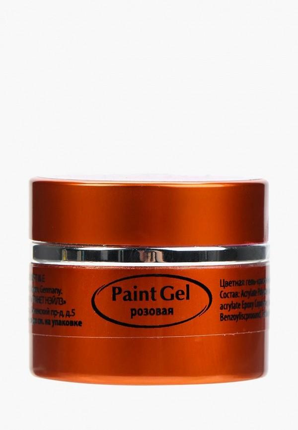 Гель-краска для ногтей Planet Nails Paint Gel - 11904 Розовый