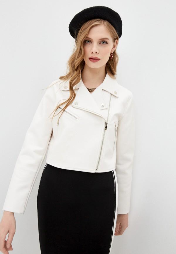 Куртка кожаная Twinset Milano ACTITUDE