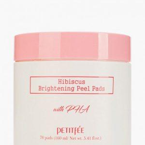 Пилинг для лица Petitfee Пэды с гибискусом и PHA-кислотами