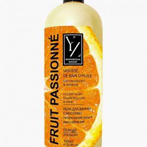 Пена для ванн Yllozure с маслами Апельсин