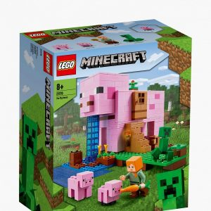 Конструктор Minecraft LEGO The Pig House