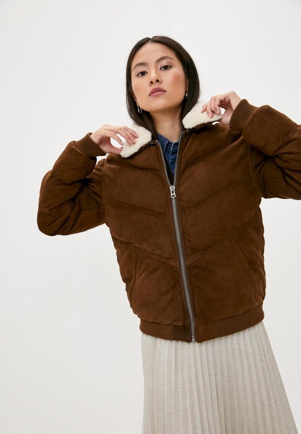 Куртка утепленная Serge Pariente