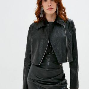 Куртка кожаная Twinset Milano