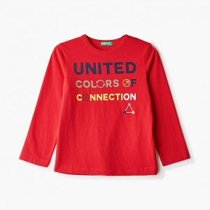 Лонгслив United Colors of Benetton