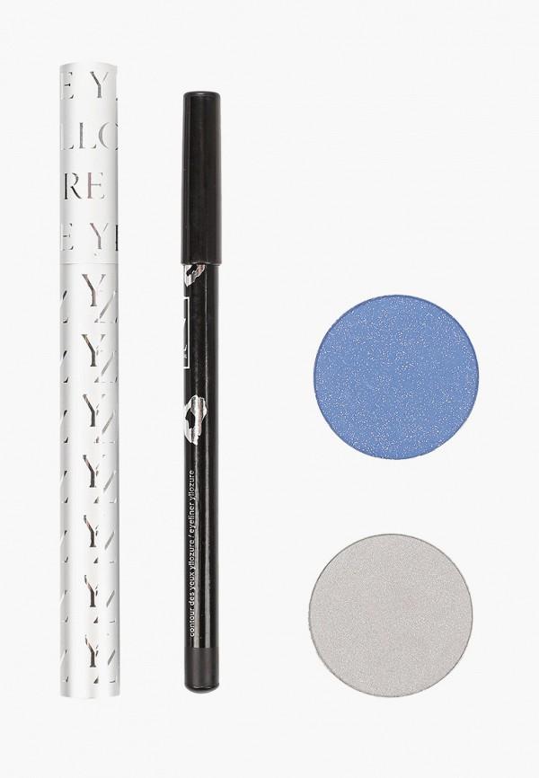 Набор для макияжа глаз Yllozure (тени
