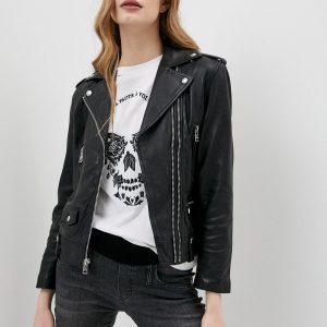 Куртка кожаная Zadig & Voltaire